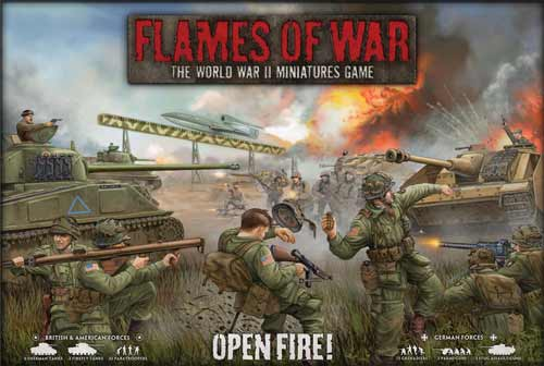 Flames of War starter set