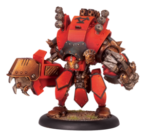 Warmachine War Jack