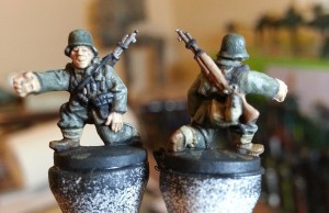 Flames of War Pak40 crew