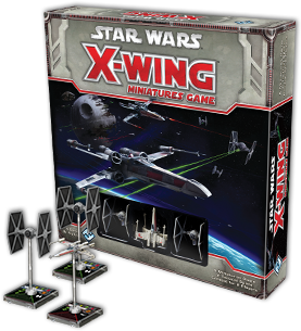 Star Wars X-Wing Starter Set