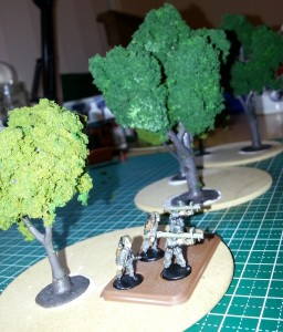 Tree and base