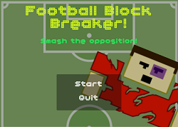 Football Block Breaker